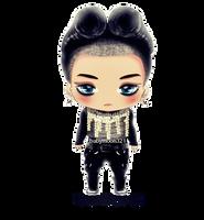 Taeyang_Monster MV by babymoon321
