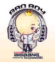 BAD BOY - Daesung by babymoon321
