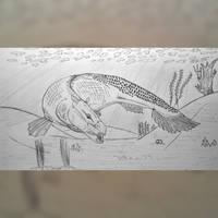 COTW#124: Okoboji Lake Monster by Trendorman