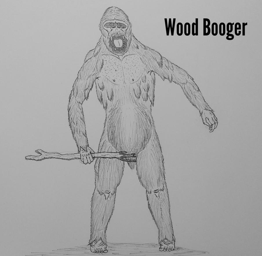 COTW#189: Wood Booger by Trendorman
