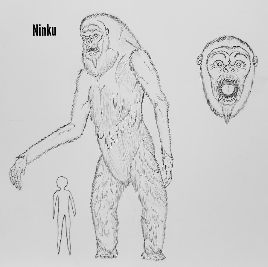 Monster Island Expanded: Ninku by Trendorman