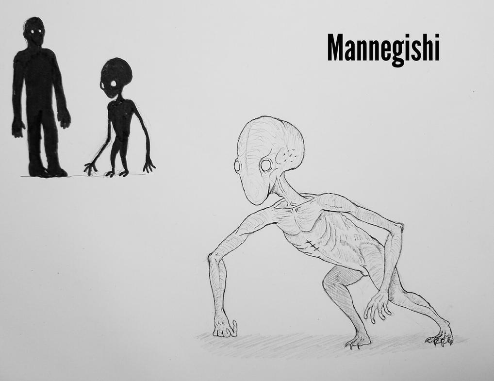 COTW#199: Mannegishi by Trendorman