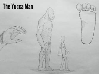 COTW#218: The Yucca Man by Trendorman
