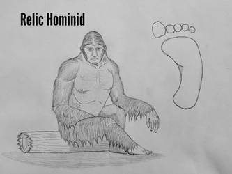 COTW#221: Relic Hominids by Trendorman