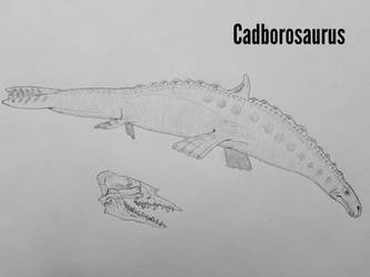 COTW#226: Cadborosaurus by Trendorman