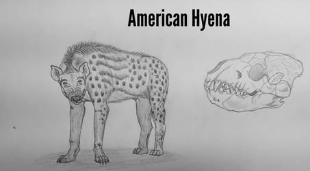 COTW#228: American Hyena by Trendorman