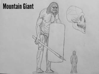 COTW#230: Mountain Giants by Trendorman