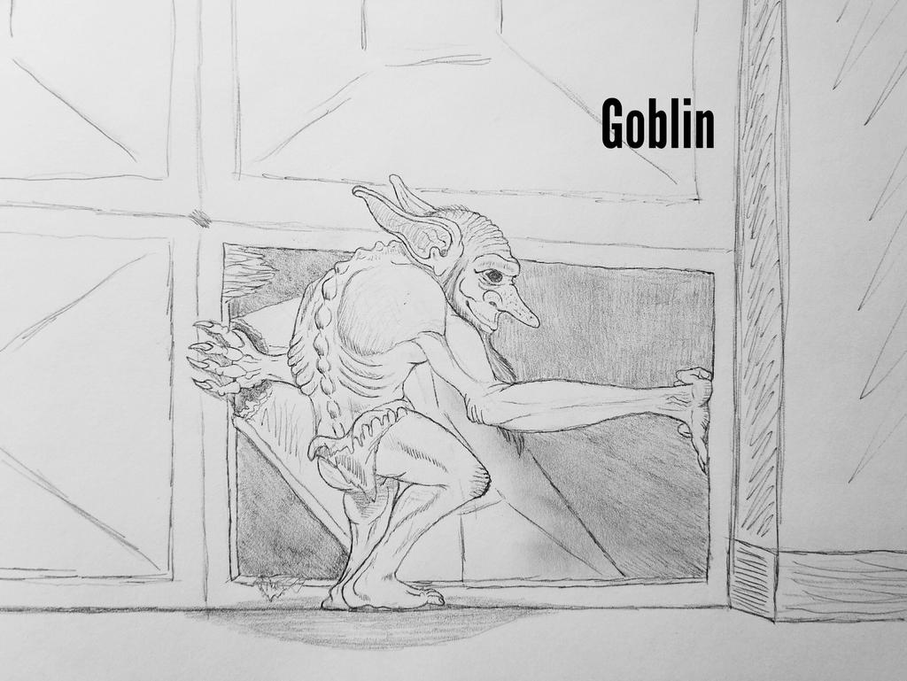 COTW#233: Goblin by Trendorman