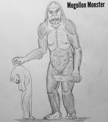 COTW#234: The Mogollon Monster by Trendorman