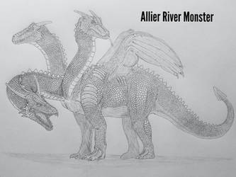 COTW#235: The Allier River Monster by Trendorman
