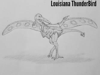 COTW#236: The Louisiana ThunderBird by Trendorman