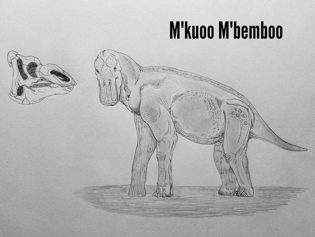 COTW#239: M'kuoo M'bemboo by Trendorman