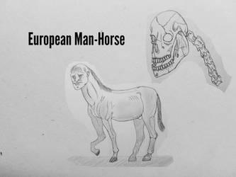 COTW#241: European Man-Horse by Trendorman