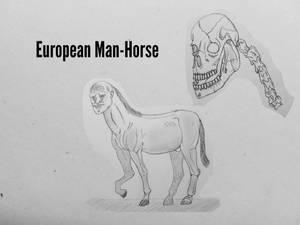 COTW#241: European Man-Horse