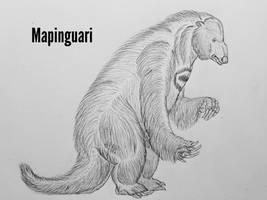 COTW#248: Mapinguari