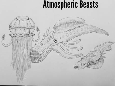 COTW#253: Atmospheric Beasts