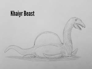 COTW#257: Khaiyr Beast