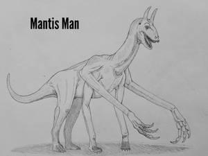 COTW#262: Mantis Man