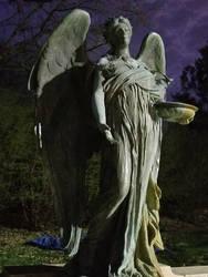 Fairview Cemetery Black Angel