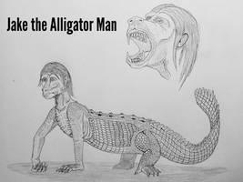 COTW#264: Jake the Alligator Man