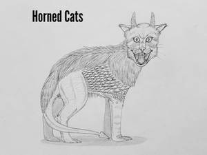 COTW#275: Horned Cats