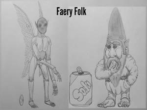 COTW#291: Faery Folk
