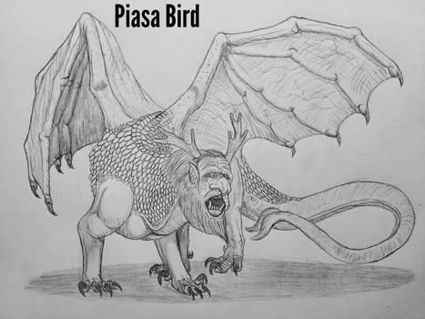 COTW#299: The Piasa Bird