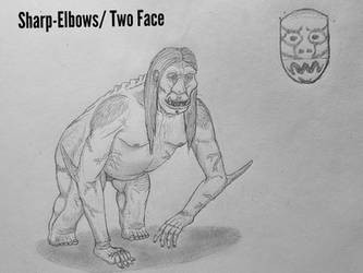 COTW#302: Sharp-Elbows/Two-Face