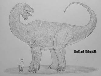 Monster Island Expanded: The Giant Behemoth
