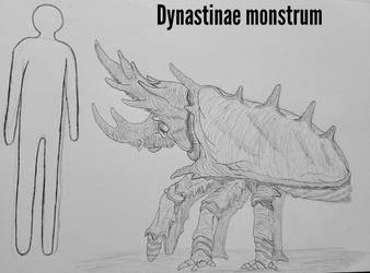 Monster Island Expanded: Dynastinae monstrum