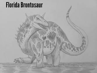 COTW#313: Florida Brontosaur