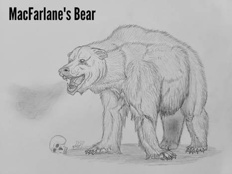 COTW#315: MacFarlane's Bear