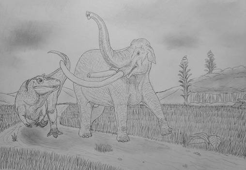 MonsterIslandExpanded: Attacking the Mammoth