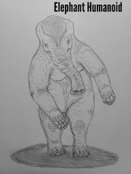 COTW#316: Elephant Humanoids