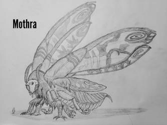 Monster Island Expanded: Mothra