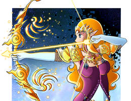 +Zelda - Princess of Hyrule+ by Psyconorikan