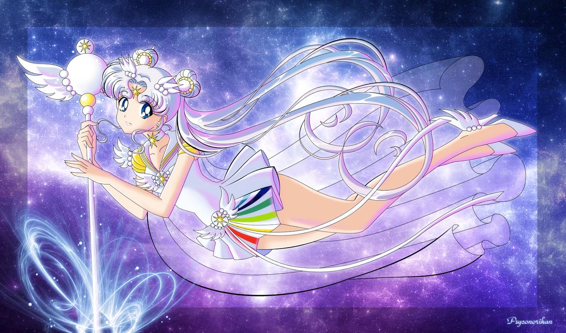 +Sailor Cosmos+ by Psyconorikan