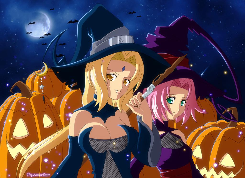 +Ninja Witching Hour+ by Psyconorikan