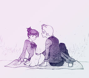 By Your Side by Psyconorikan