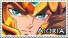 Leo Aioria Stamp by Sunrise-Spirit