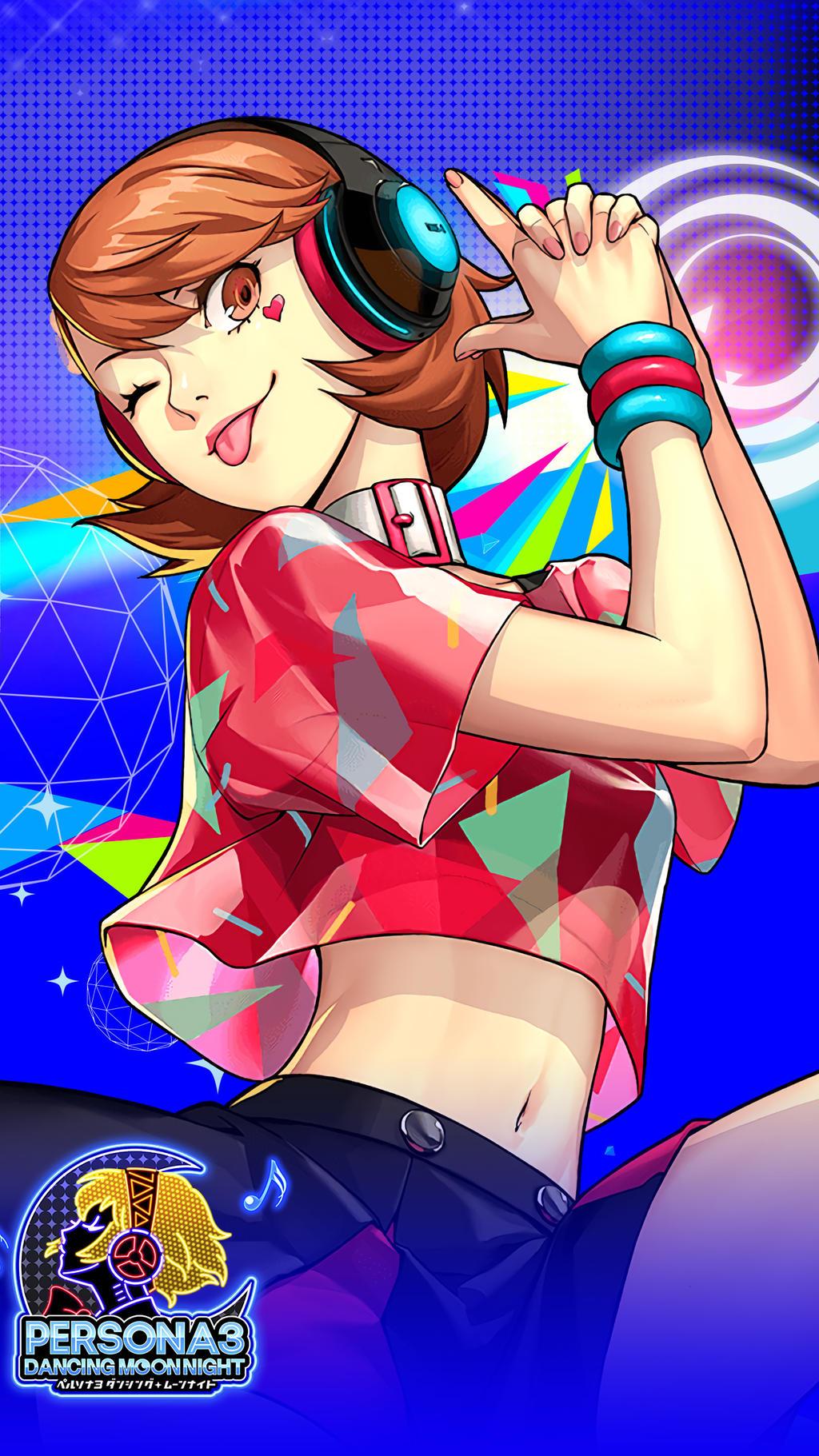 Persona 3 Dancing Moon Night Yukari Wallpaper By Farizf On Deviantart