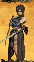 Samurai Shodown 2019 - Shiki