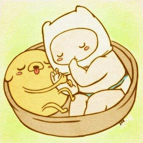 finn y jake by DJ-200