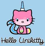 Hello Unikitty!