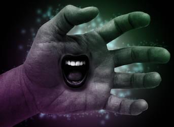 Scream by fishmanjo
