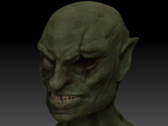 Orc2 Side by fishmanjo