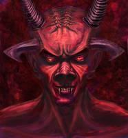 Exotic Demon by Spivak000