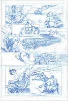 X-Men #41 page 11 by Mogorron