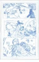 X-Men #41 page 14 by Mogorron