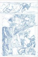 X-Treme X-Men 13 page 2 by Mogorron